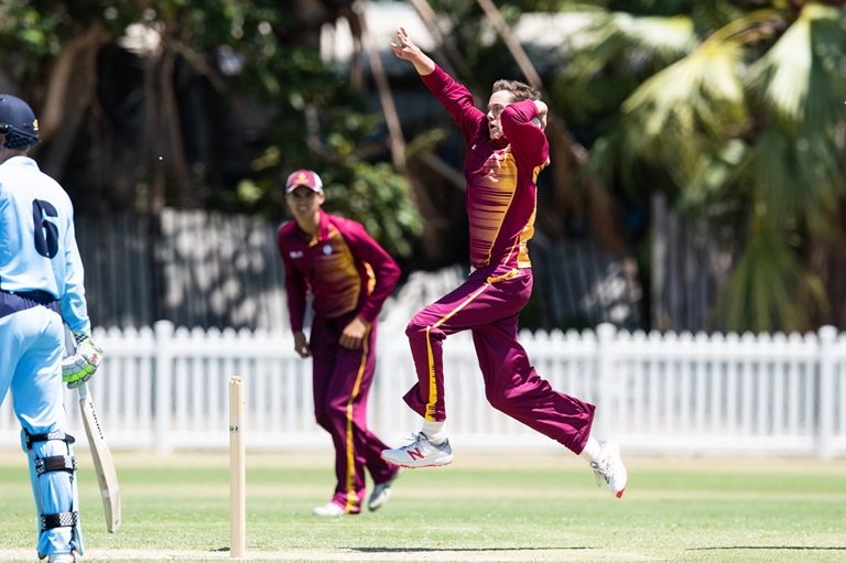 Ryan Walker Toombul Queensland Under-17 cricket