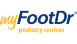 my foot dr logo